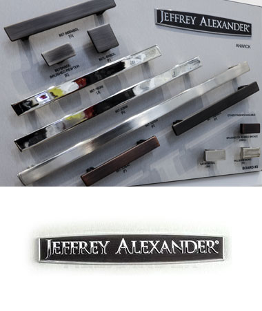 Jeffrey Alexander Appliance Pulls