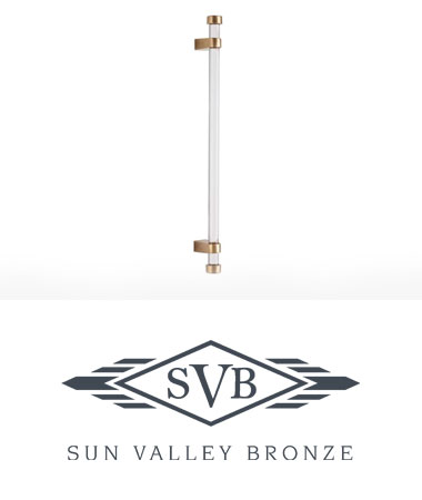 Sun Valley Bronze Appliance Pulls