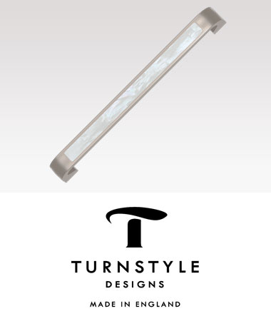 Turnstyle Appliance Pulls
