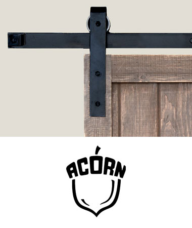 Acorn Barn Door Hardware
