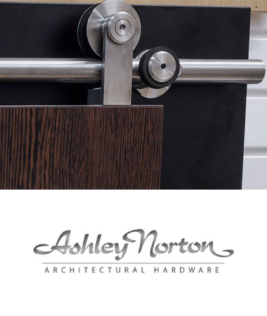 Ashley Norton Barn Door Hardware