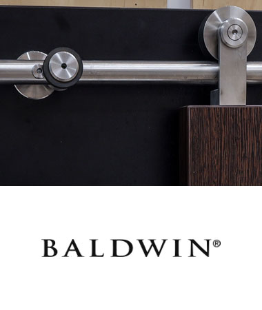 Baldwin Barn Door Hardware