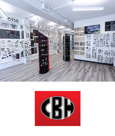 CBH Barn Door Hardware