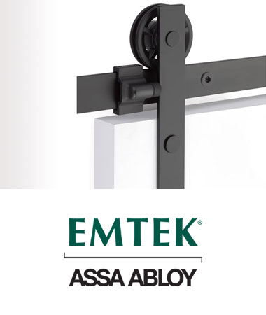 Emtek Barn Door Hardware