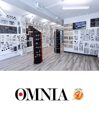 Omnia Barn Door Hardware