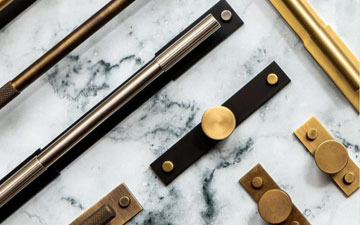 Cabinet Handles + Knobs + Pulls