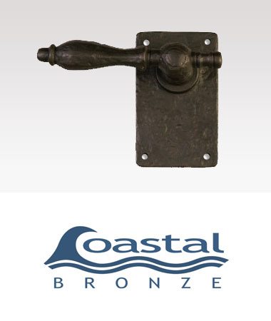 Coastalbronze Door Handles + Knobs + Levers