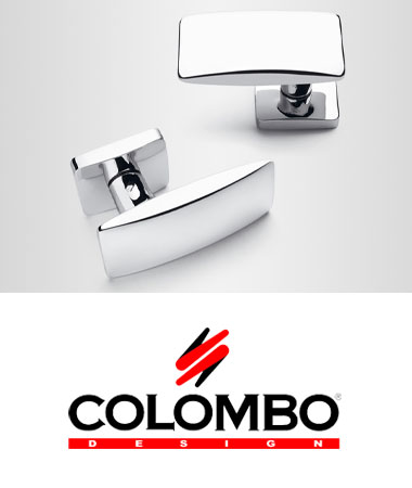 Colombo Door Handles + Knobs + Levers