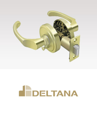 Deltana Door Handles + Knobs + Levers