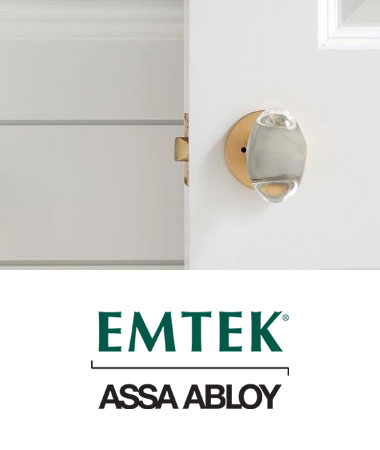 Emtek Door Handles + Knobs + Levers
