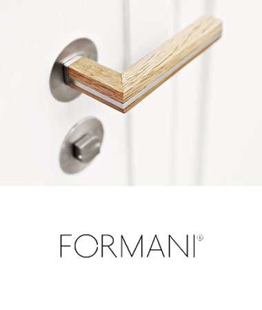 Formani Door Handles + Knobs + Levers