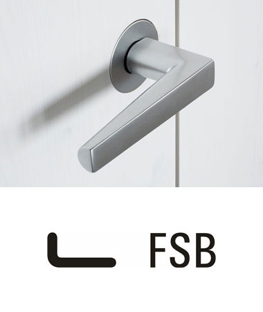 fsb Door Handles + Knobs + Levers
