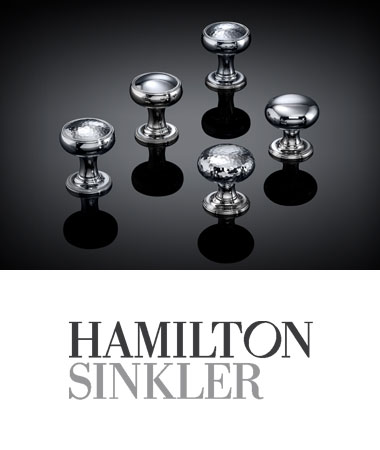 Hamilton Sinkler Door Handles + Knobs + Levers