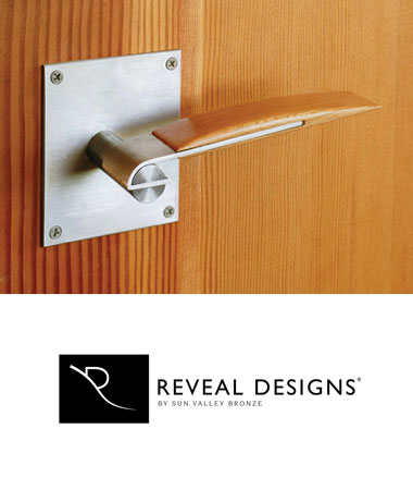 Reveal Designs Door Handles + Knobs + Levers