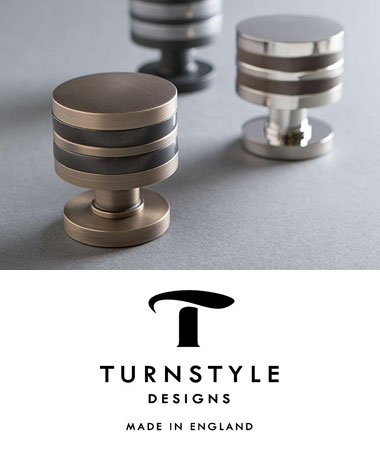 Turnstyle Door Handles + Knobs + Levers