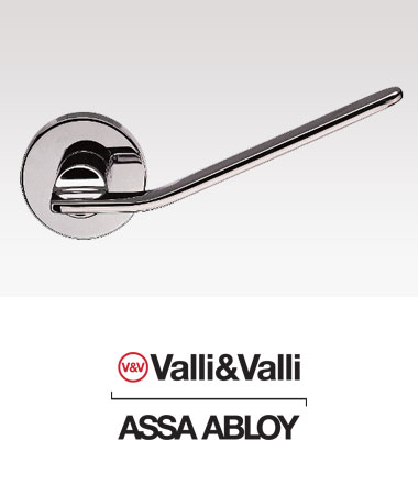 Valli&Valli Door Handles + Knobs + Levers