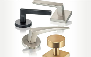Door Handles + Knobs + Lever