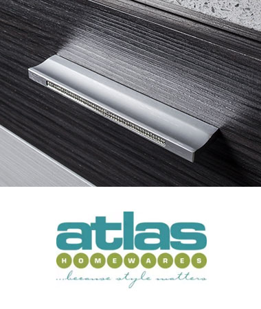 atlas Recessed Hardware