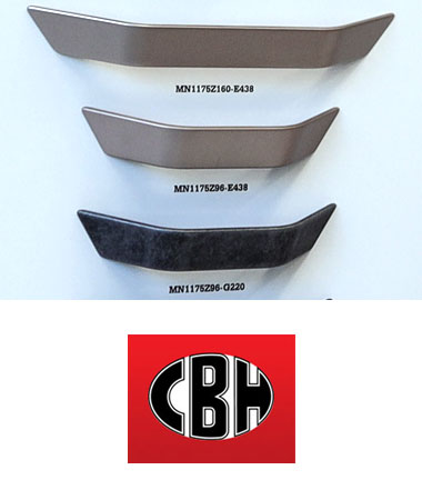 CBH Recessed Hardware