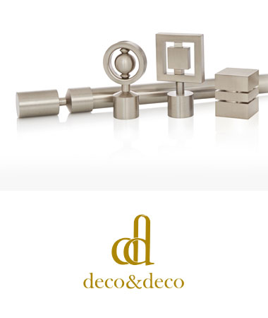 Deco & Deco Recessed Hardware