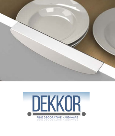 Dekkor Recessed Hardware