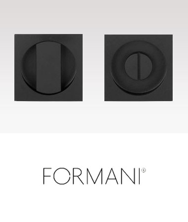 Formani Recessed Hardware