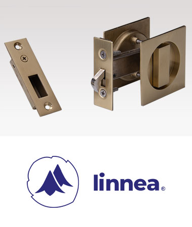 Linnea Recessed Hardware