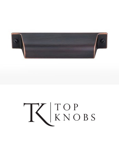 Top Knob Recessed Hardware