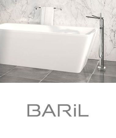 Baril Showers + Tub Fillers