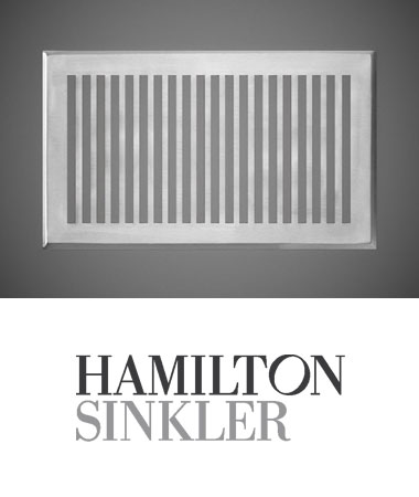 Hamilton Sinkler Vent Covers + Registers